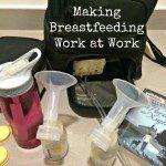 World Breastfeeding Week: Making Breastfeeding Work at Work