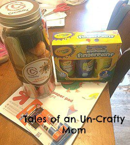 Tales of an Un-Crafty Mom