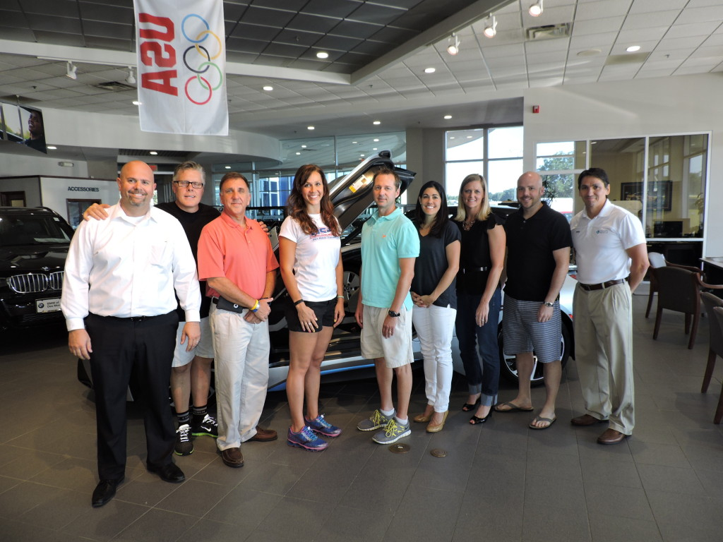 Bmw Des Moines >> Bmw Of Des Moines Ultimate Race To Give