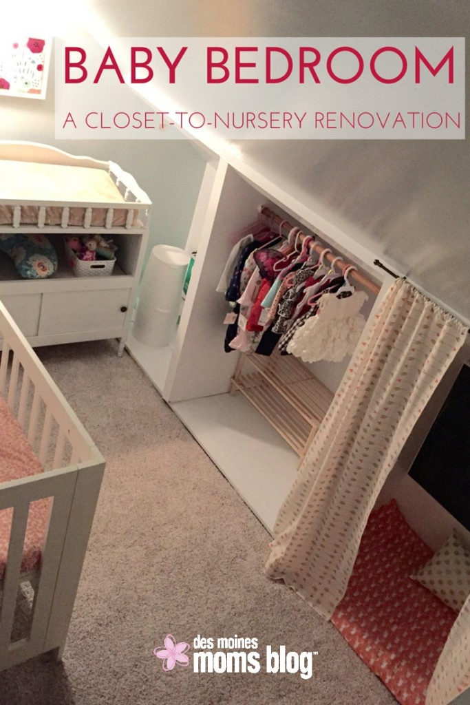 We Put Our Baby in the Closet
