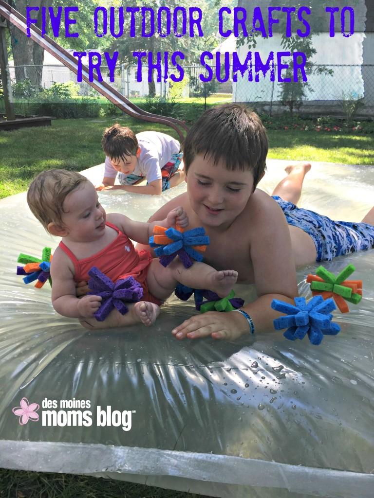 Five Outdoor Crafts to Try This Summer