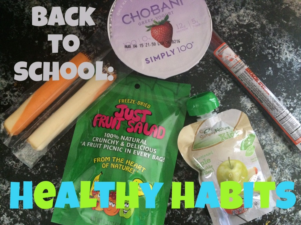 Tips for Healthy Eating This Back-to-School and Beyond