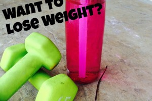 Strength training will help you lose weight!