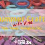 Tales of an Uncrafty Mom