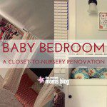 We Put Our Baby in the Closet: A Nursery Renovation for Small-Space Living