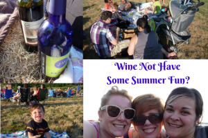 Wine Not Have Some Summer Fun? Family Fun at Iowa Wineries