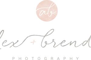 alex and brenda photo logo