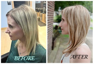 Hair specialists what you need to know many woman struggle with thinshortweak sides extensions are a wonderful way to add length and thickness to problem areas not necessarily all over pmusecretfo Choice Image