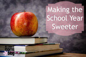 Making the School Year Sweeter