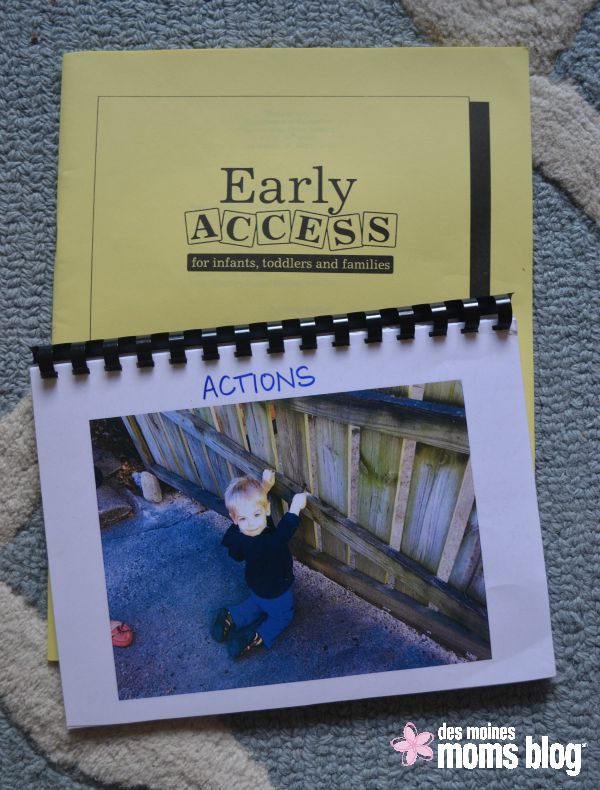 Speech Therapy with Early ACCESS Iowa