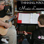 Thinking about Music Lessons for Your Child? Some Things to Consider…