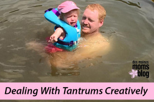 dealing with tantrums creatively