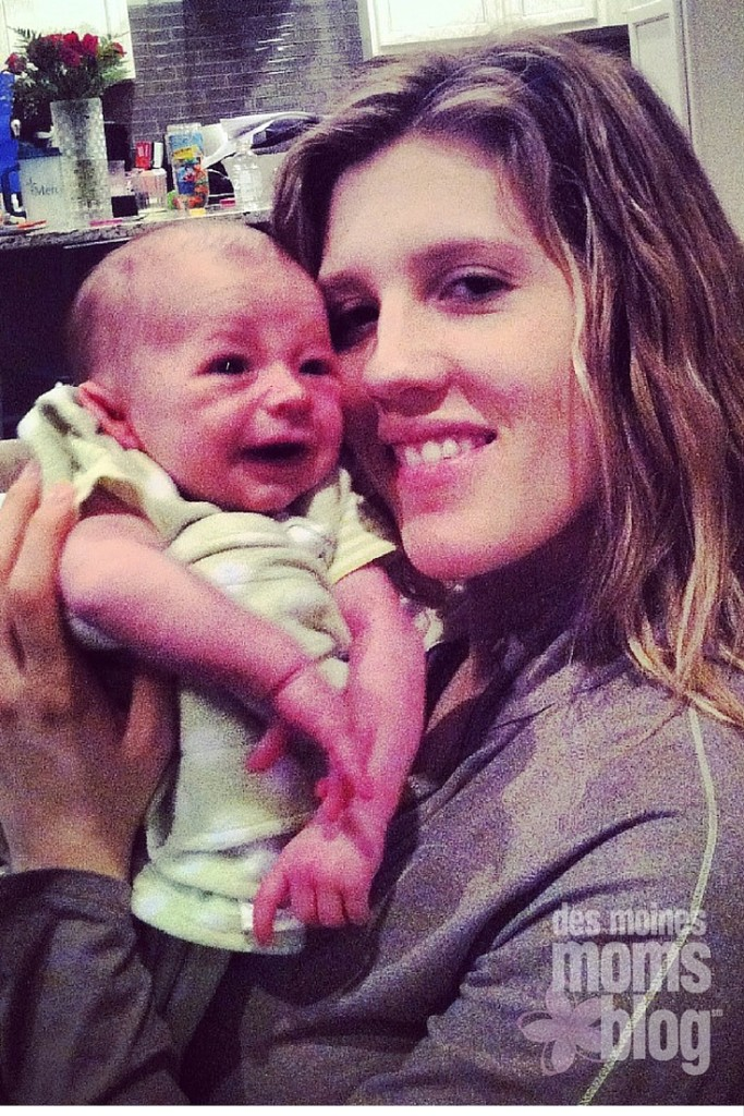 My Journey to Survive an Unhappy Baby