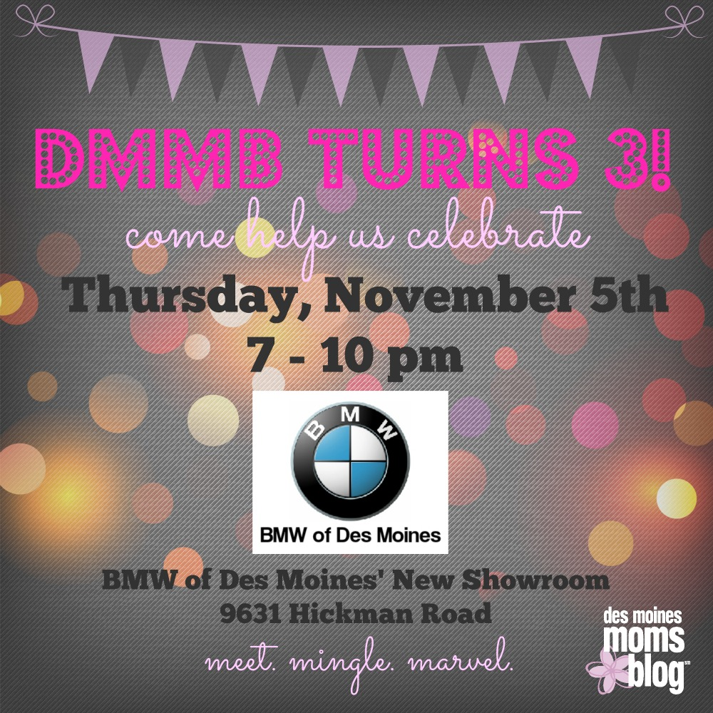 Dmmb turns 3 nov 5