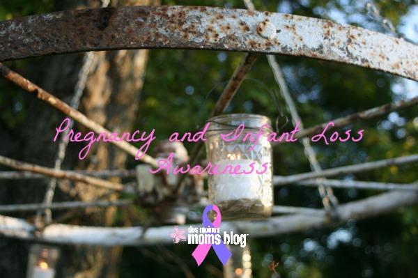 Pregnancy-Infant-Loss-Candle Des Moines Moms Blog
