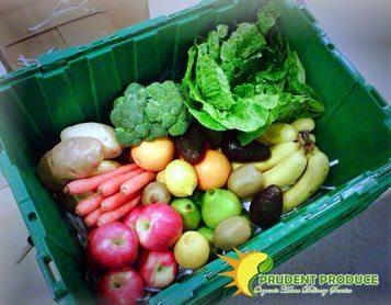 Prudent Produce bin