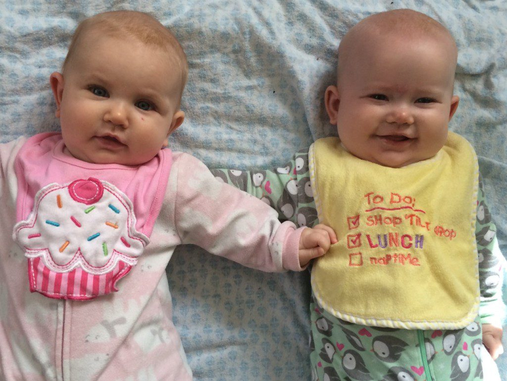 Twins: How to Prepare and Survive the First Year