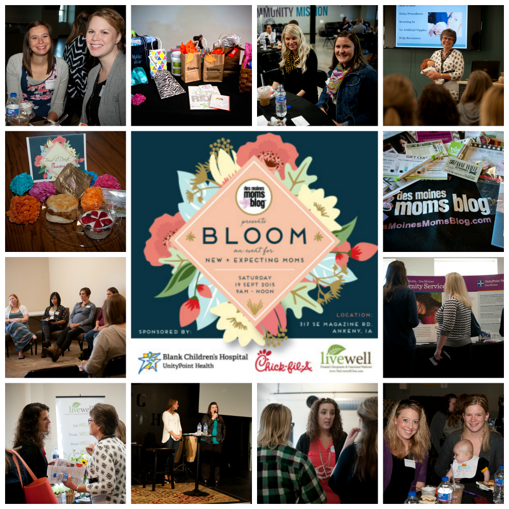 Thanks for Joining Us for Our Bloom Conference 2015