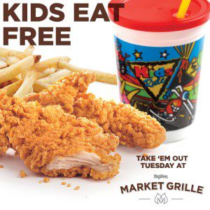 hyvee kids eat free