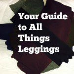 Your Guide to All Things Leggings + Giveaway