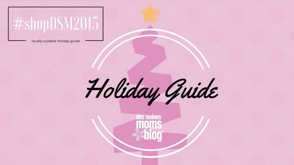 DMMB Holiday Guide shopDSM2015