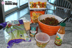 Taco Salad Ingredients | Des Moines Moms Blog