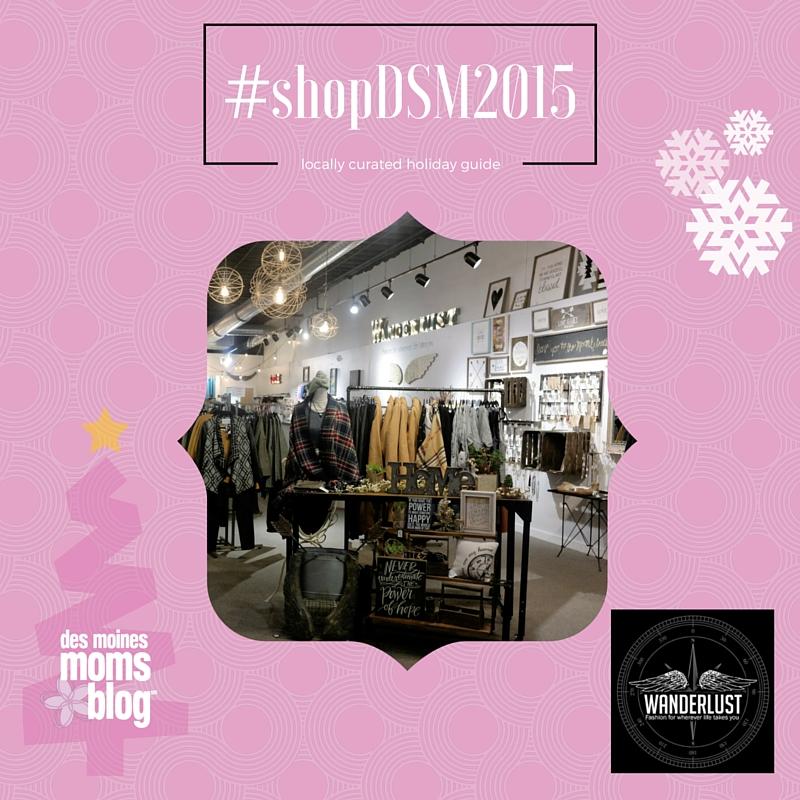 shopDSM2015 Wanderlust