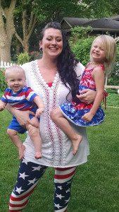 ashley roen family pic