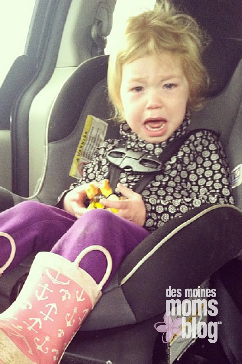 How to Say No to Your Kids | Des Moines Moms Blog