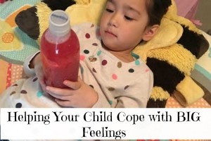 Helping Your Child Cope with BIG Feelings | Des Moines Moms Blog