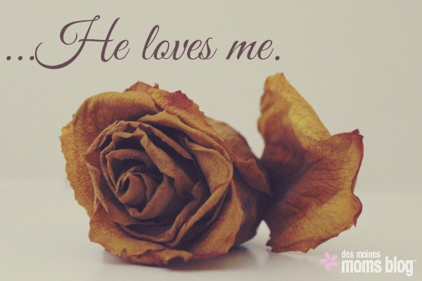 My Husband Doesn't Buy Me Flowers | Des Moines Moms Blog