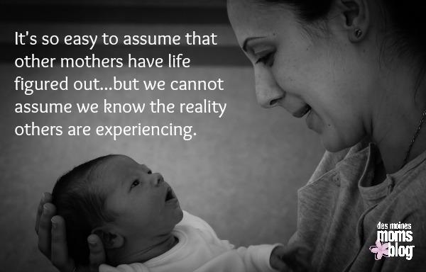 lonely motherhood des moines moms blog
