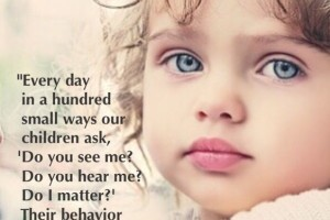 Positive Parenting: Showing Behaviors Our Children Want to Imitate | Des Moines Moms Blog
