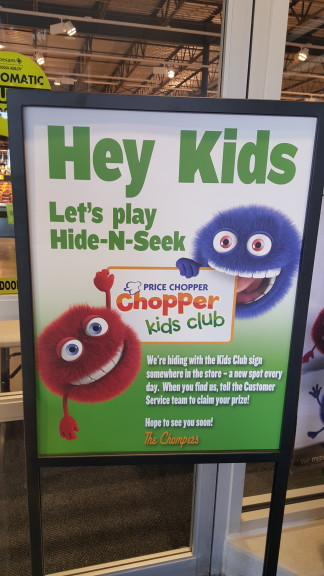 HideNSeek Chompers