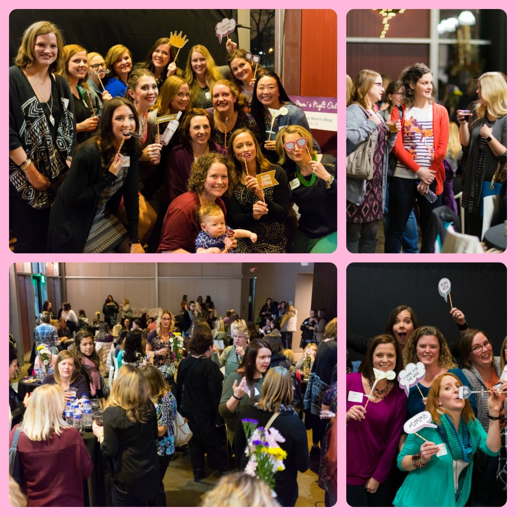 Mom's Night Out Event Review | Des Moines Moms Blog