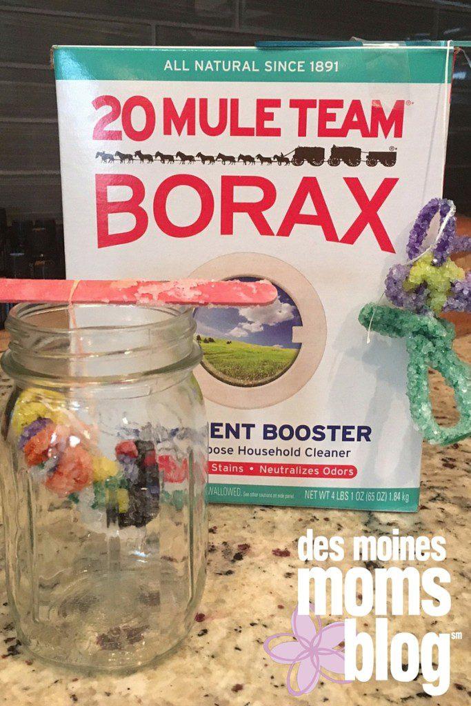 STEM crystals   Des Moines Moms Blog
