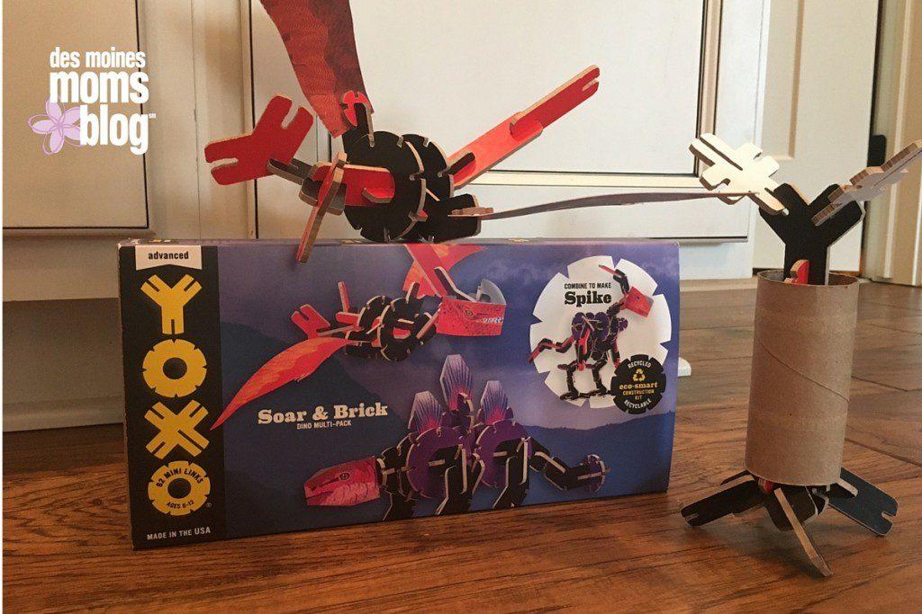 YOXO STEM activity   Des Moines Moms Blog
