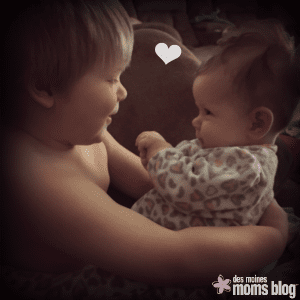 Why I Love This Age: 15 Weeks | Des Moines Moms Blog