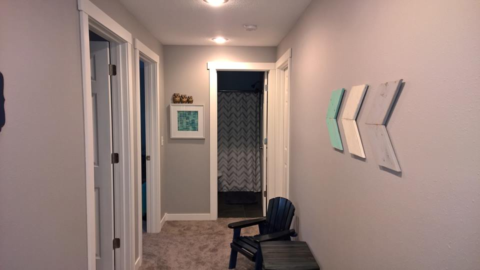 creatively built homes wall decor | Des Moines Moms Blog
