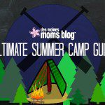 2016 Summer Camp Guide in Des Moines