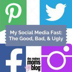 My Social Media Fast: The Good, the Bad, and the Ugly