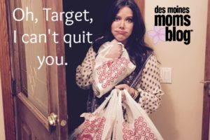 The Target Time Vacuum | Des Moines Moms Blog