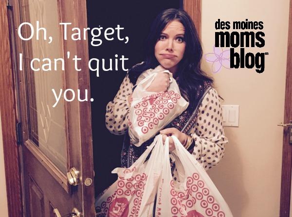 The Target Time Vacuum | Des Moines Moms Blog