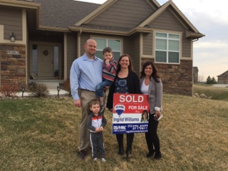 ingrid williams sold with family