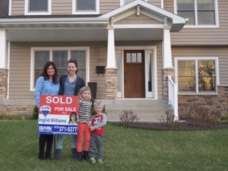 ingrid williams sold with single mom