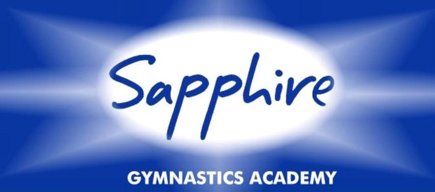 sapphire gymnastics