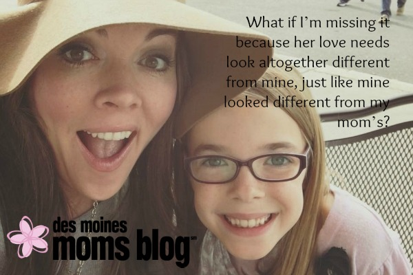 Like Mother, Like Daughter: My Mom's Effect on How I'm Raising My Daughter | Des Moines Moms Blog