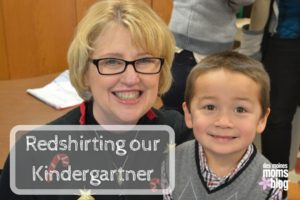 Redshirting our Kindergartner