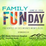 Family Fun Day: Join Us for a Kick-off to Summer :: Sunday, June 12, 2016