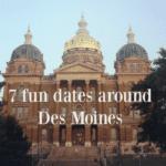 7 Fun Summer Dates around Des Moines